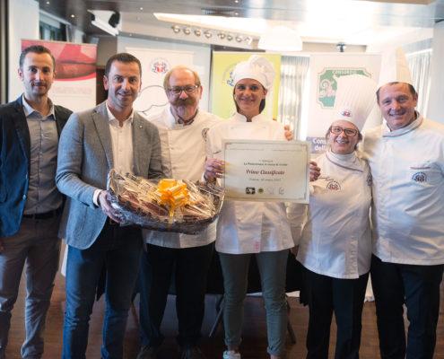 da sinistra Seghi, Iacomoni, Mazzi, Giulianelli, Baruzzi, Lodovichi